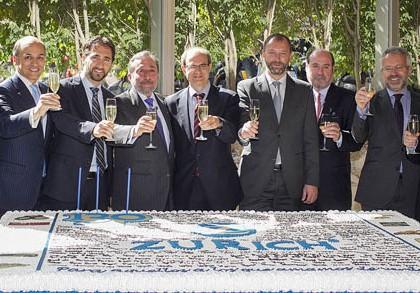 Zurich España celebra su 130 aniversario