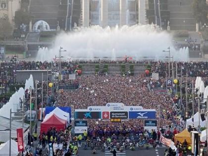 Zurich Seguros invita a sus empleados a correr gratis la Zurich Marató de Barcelona